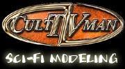 CultTVman Sci-Fi Modeling