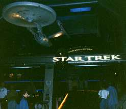 Welcome to Star Trek: The Experience