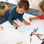 6 Ways Colouring Books Can Improve Your Child's Development