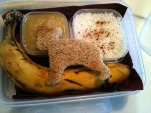 BRAT diet - home remedies for stomach pain