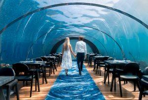 underwater hotel Maldives