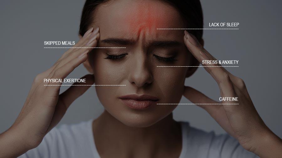 Migraine Symptoms: Causes and Treatment of Migraine