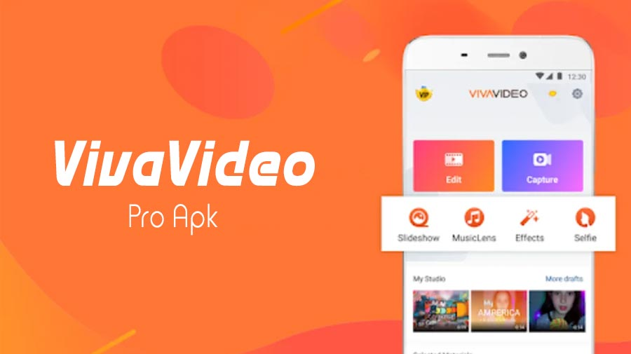 VivaVideo PRO Apk v.6.0.4 Video Editor Download
