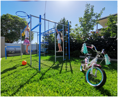 Backyard Climbing Equipment