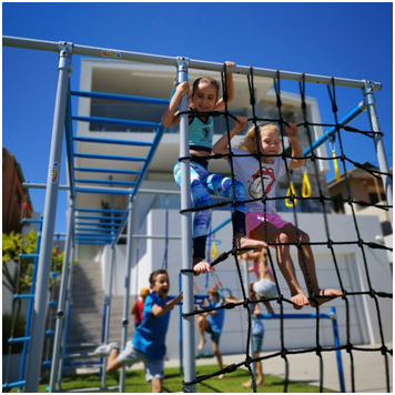 Top 5 Benefits of Climbing Frames for Kids