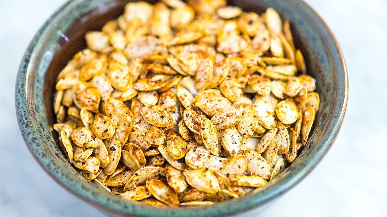 Pumpkin Seeds Recipe (Roasted): Nutritious and Healthy Food