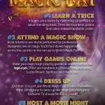 Ways you can celebrate World Magic Day 2019