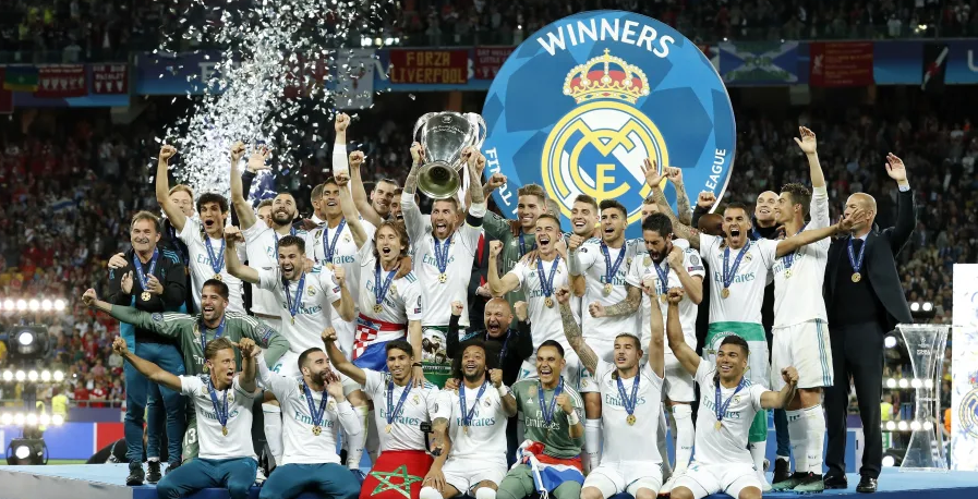The Most Successful Champions League Clubs
