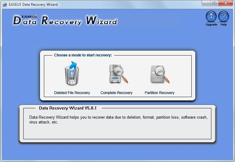 Free Download EaseUS Data Recovery Wizard from Secure Servers