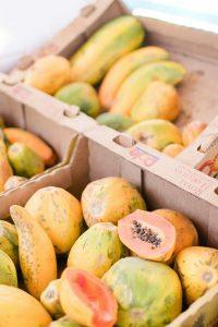 ripe papaya benefits