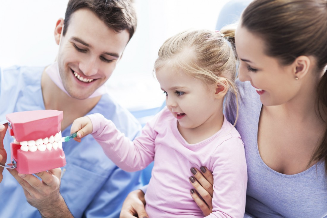 Can My Child Go To A Holistic Dentist?