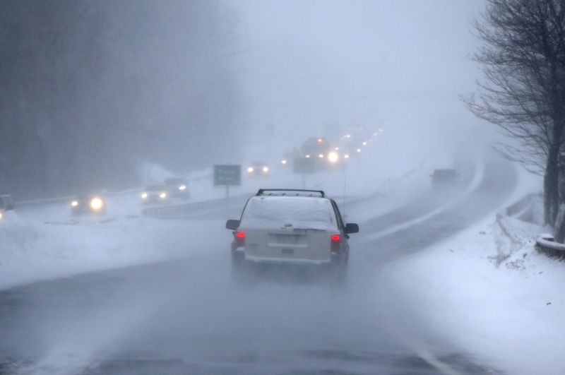 11 Tips for Driving During Winter