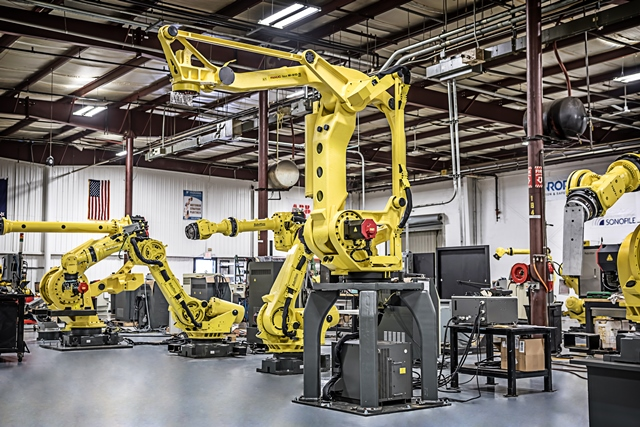 Top Industries that Utilize Industrial Robotics