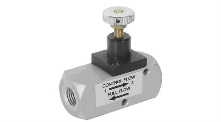 What is a Hydraulic Flow Control Valve?