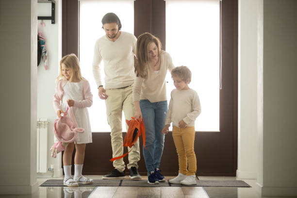 Ways to Help Take Care of Parents Back Home
