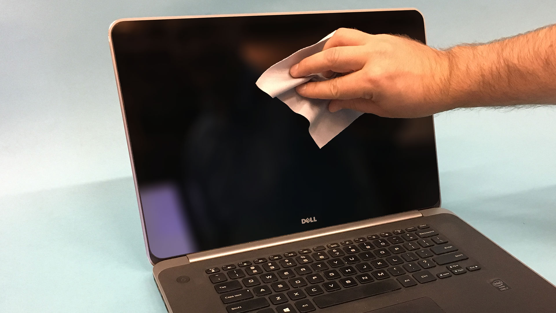 How to clean your laptop in a few quick steps