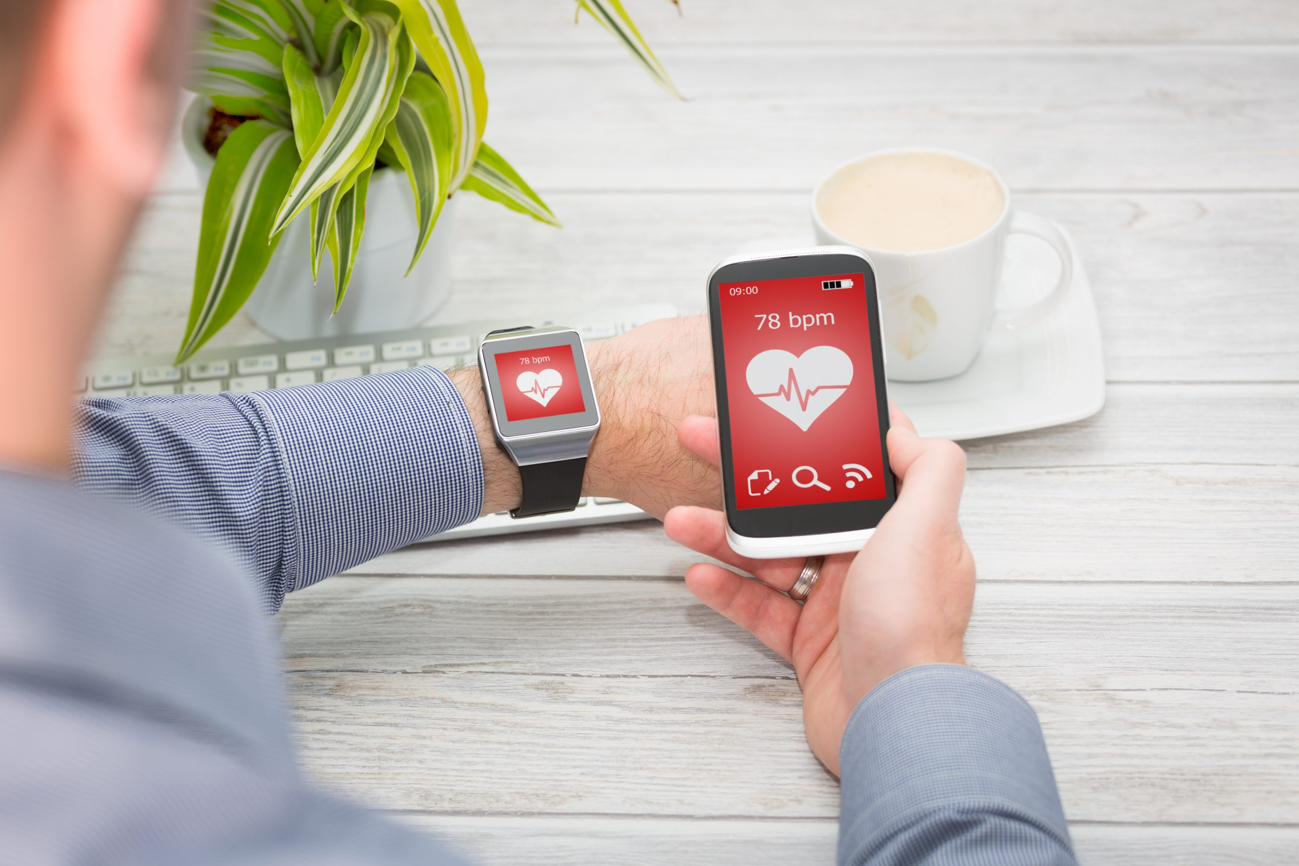 How to Monitor Your Health Using a Smartphone