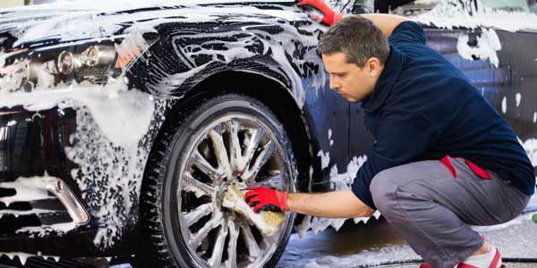 Car Washing Mistakes to Avoid