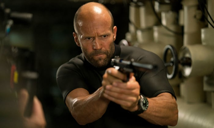 Jason Statham action hero