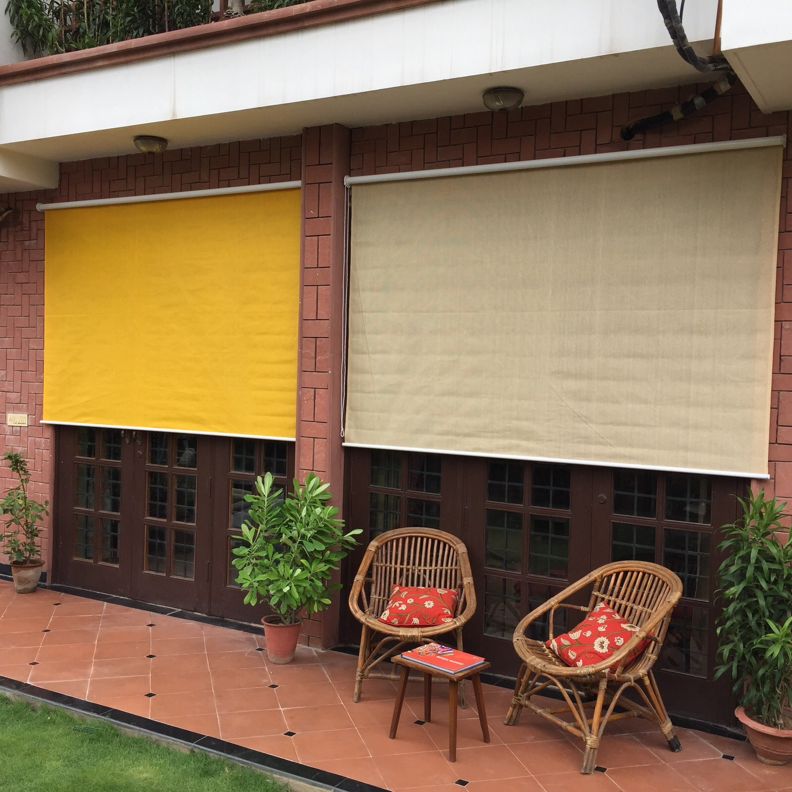 Outdoor Roller Shades: A Perfect Amalgamation of Style and Utility