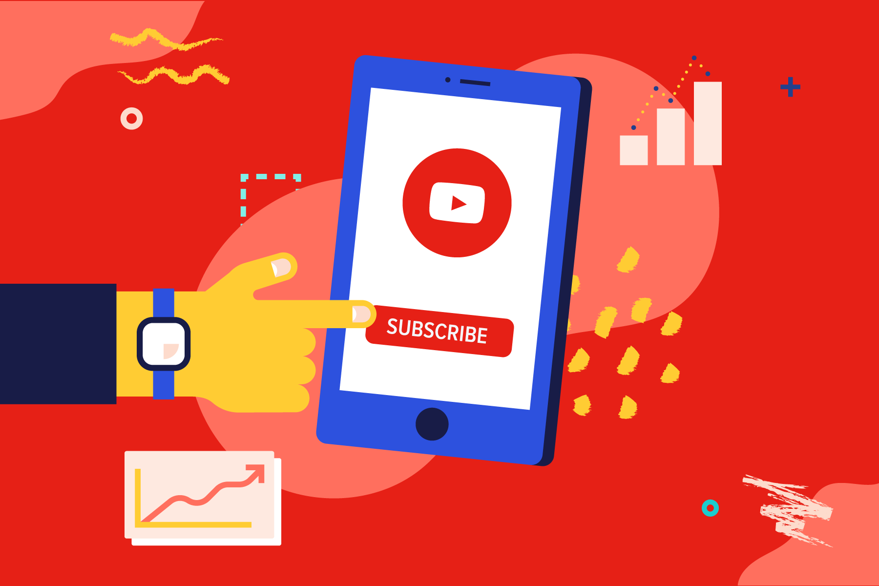 Top 5 Tips to Get more YouTube Subscribers