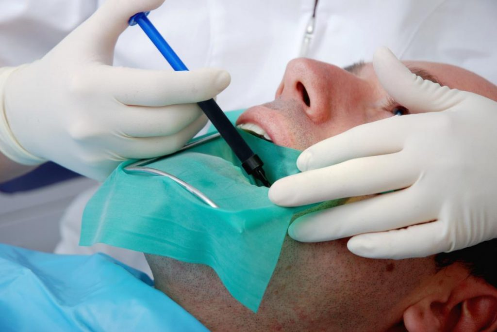 Holistic dentistry focuses on treating