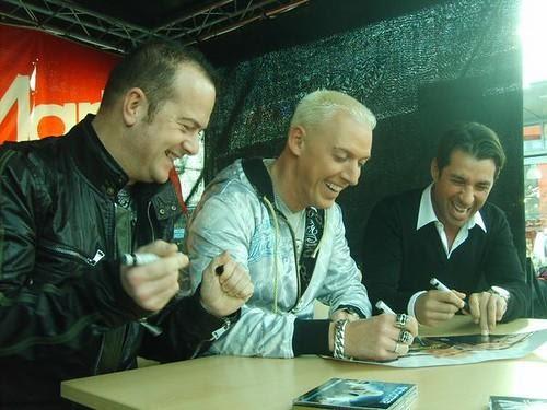 Scooter Follows Boris Becker as German Casino Promoters
