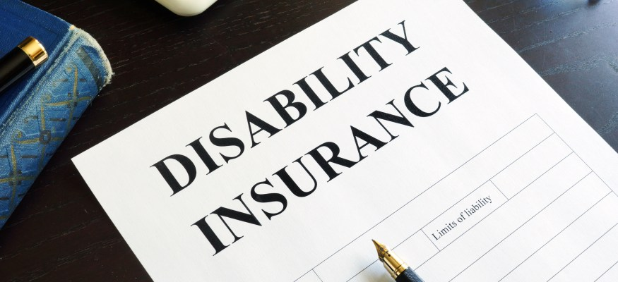 Liability and disability insurance