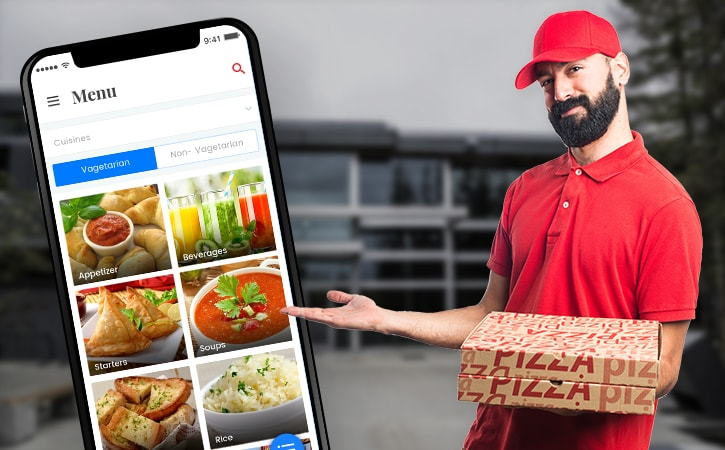 How to Use On Demand Food Delivery Apps