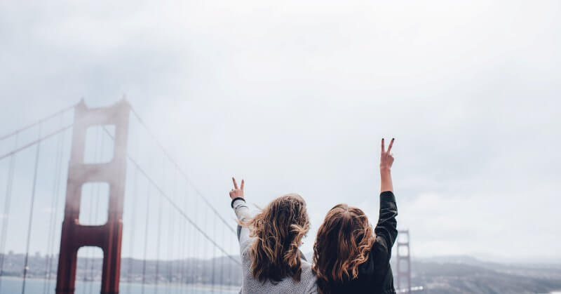 Travel to these places with your best friend