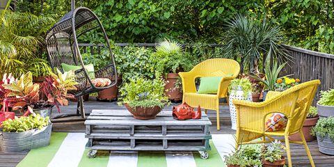 Popular Design Ideas For Your Garden Space In 2020