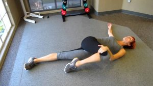 Trunk Rotation stretching