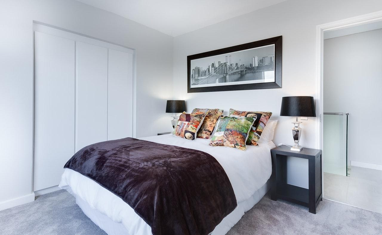 4 Effective Ways to Maximize Storage Space in Small Bedrooms
