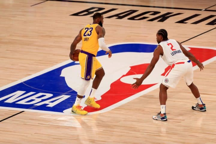 NBA Season is starting. All eyes are on the sports betting Market
