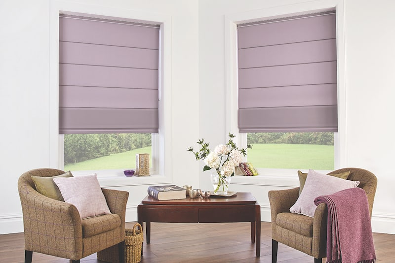 Roman Blinds or Roller Blinds: Which Is the Right One for You