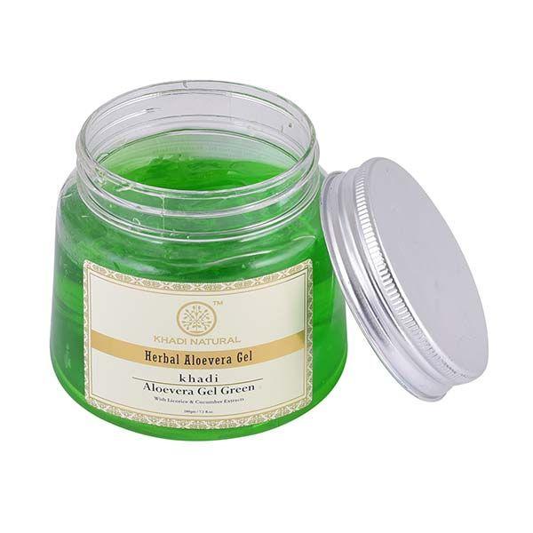Khadi Natural Herbal Aloe Vera Gel- Best Aloe Vera Gel In The World
