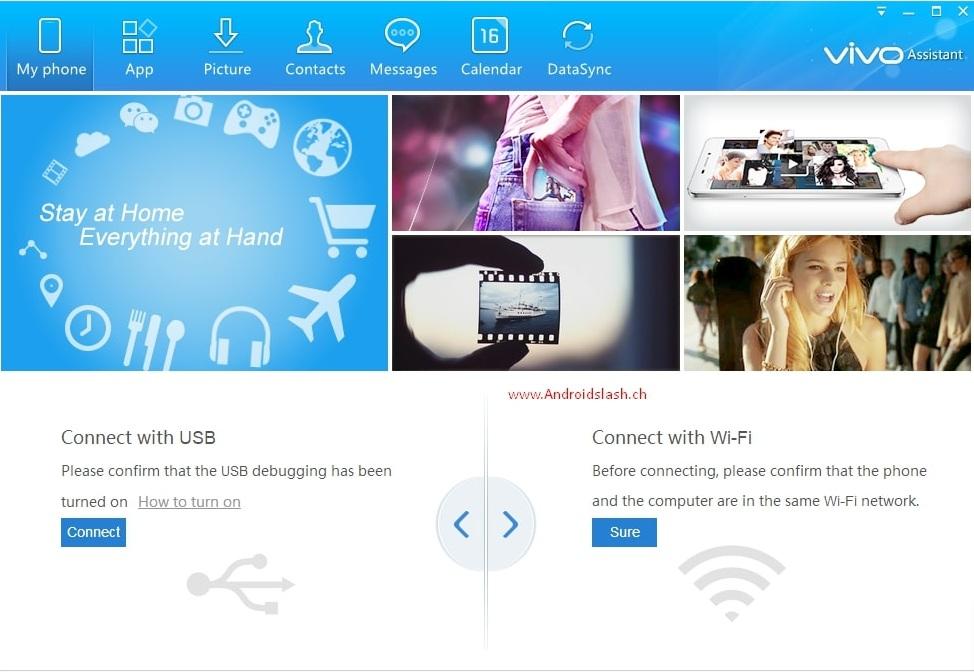 Vivo PC Suite image
