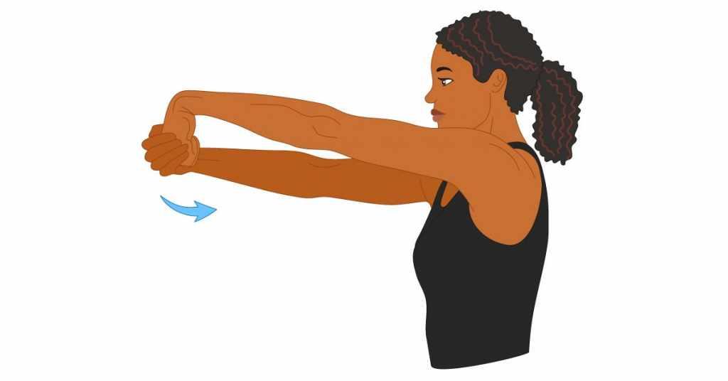 wrist flexon
