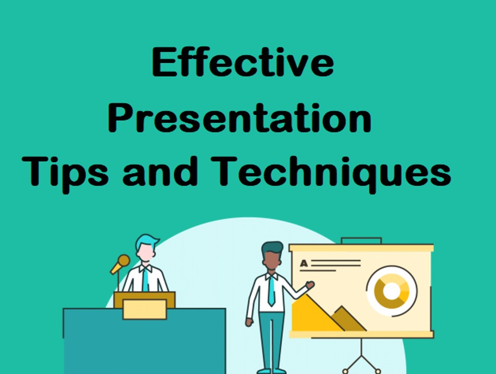 5 Tips You Need To Keep In Mind to Give an Effective Presentation