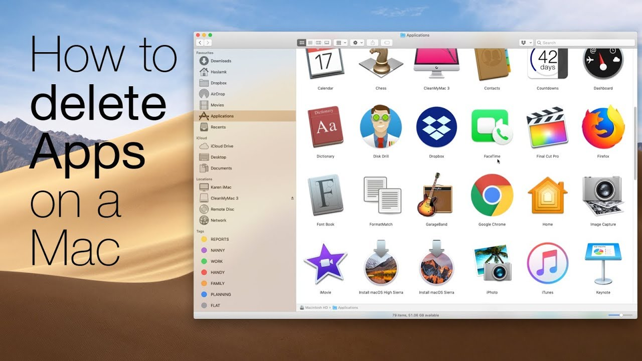 How to Delete Applications on Mac: Different Ways to Solve Your Problem