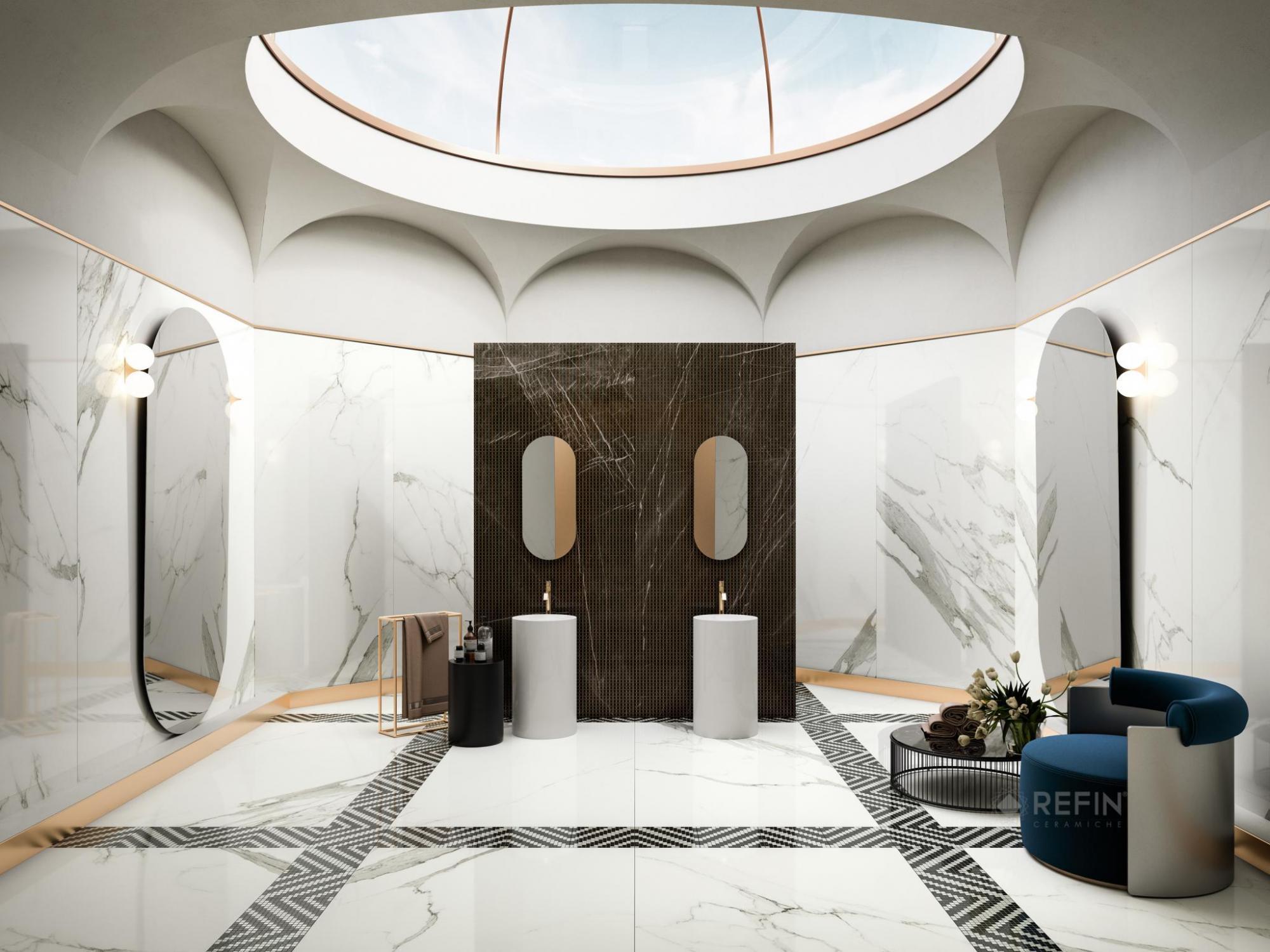 Renovate Your Bathroom with Luxury Bathroom Wall Tiles.
