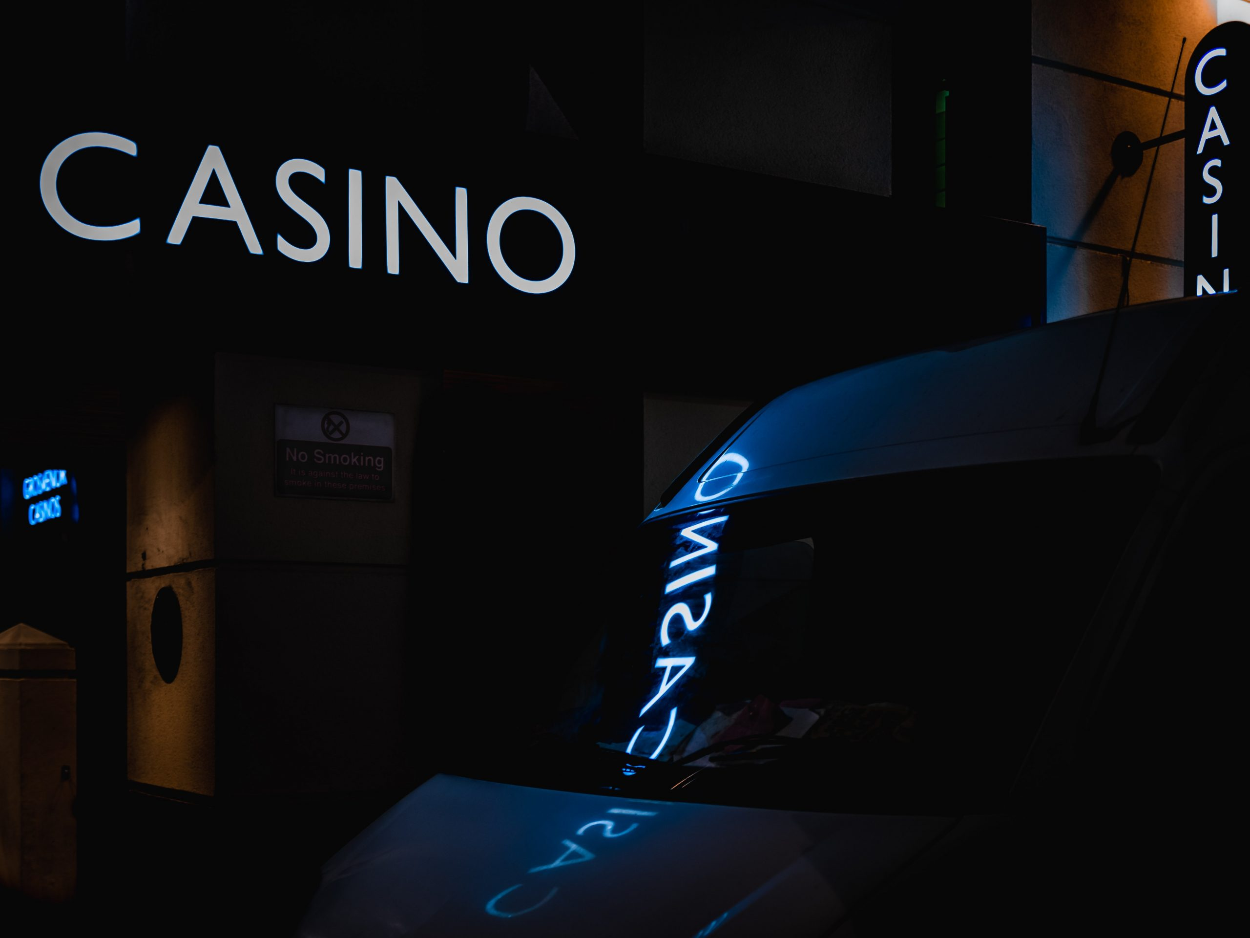 How much should you bet in your first Casino game