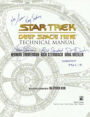 H. Zimmerman, R. Sternbach & D. Drexler